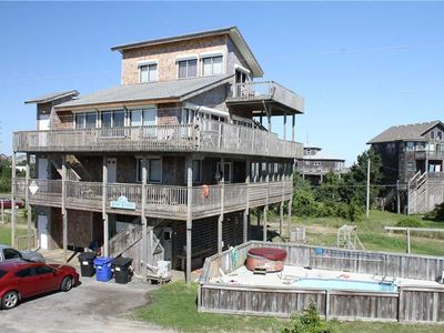 Photo for OCEANVIEW in Avon w/Pool&HotTub, Elevator, Pets
