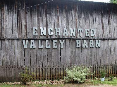 Photo for Enchanted Valley Barn, 1BR/1BT Historic/Restored