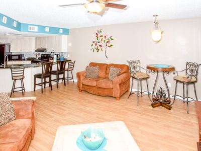 Photo for Updated Regatta Condo w/ Pool – On the Beach! Walk to Hangout