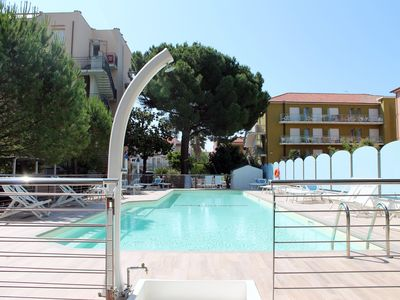 Photo for Holiday apartment with air, just 150 meters from the beach