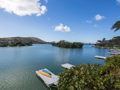 Photo for Waterfront! Spectacular view! Quiet, gated community! 3BR, 2BA + office