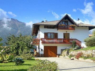 Photo for Cosy apartment in the mountains, only 300 m. from the centre of Rumo