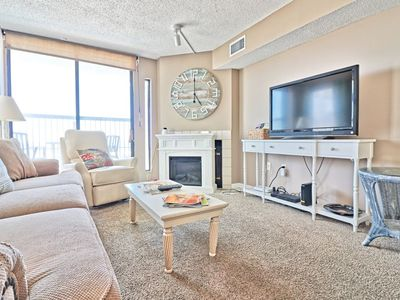 Photo for Waterpointe1 0201 - Windy Hill - Ocean Front - Views - Pools