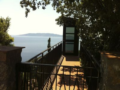 Photo for VILLINO WITH SPECTACULAR VIEW