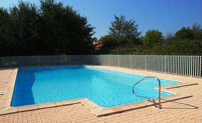 Residence swimming pool (15 x 8 metres)