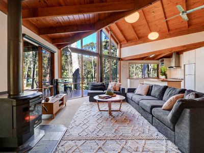 Photo for Manna Gum Alpine Lodge Forest Luxury and Style