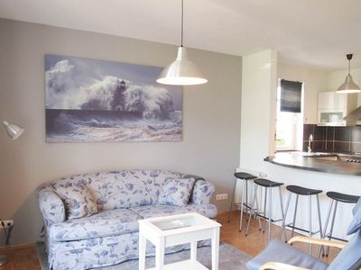 Photo for High quality apartment with maritime flair just a few meters to the beach and Niendorf harbor, up to 4 persons, terrace, wireless internet, parking space