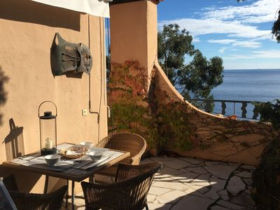 Photo for studio  vacation  rental located in the private residence of Port la Galère,