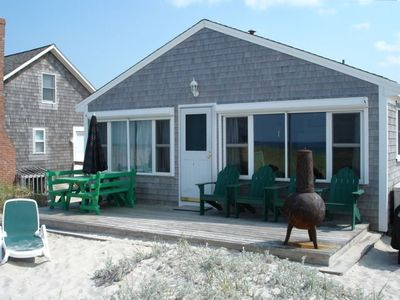 Photo for Newly-Renovated Beachfront Cottage!!!