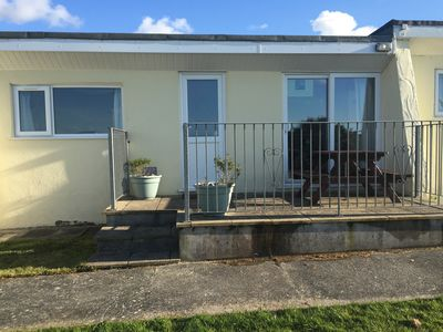 Photo for Widemouth Waves Holiday Chalet