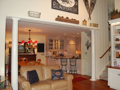 Photo for Just Renovated Luxury 4 Level Ski Townhome with Mountain View