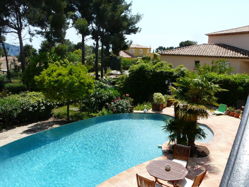 Ground detached villa with private swimming pool saint for Private swimming pool