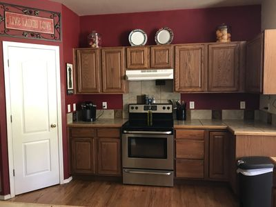 Photo for Mountain Home PERFECT for active family - in CULDESAC