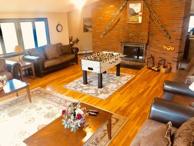 Photo for Absolutely Beautiful Vermont Getaway - 10 BR/4.5 BA - 5 Fireplaces