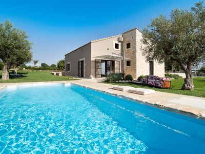 Photo for Balare - Private Villa with Pool in Sicily, 9 People