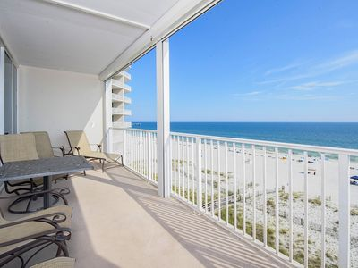 Photo for Beach Front Condo, close to all Gulf Shores Attractions.