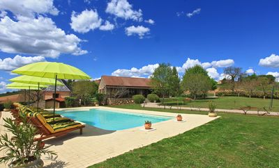 Photo for les Lilas, Cottage of 70 m2 for 4/5 people.