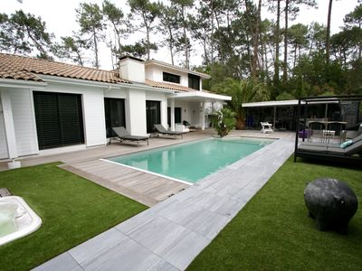 Photo for 4BR Villa Vacation Rental in Soorts-Hossegor, Nouvelle-Aquitaine
