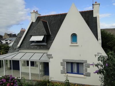 Photo for 3 star sailor´s gite in Paimpol 100 m from the harbour and 500 m from the beach.