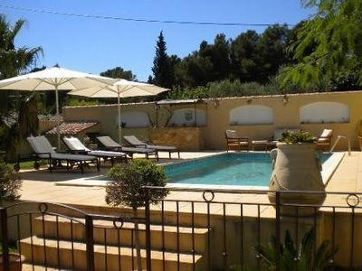 Photo for Charming detached residential property in La Ciotat Sea
