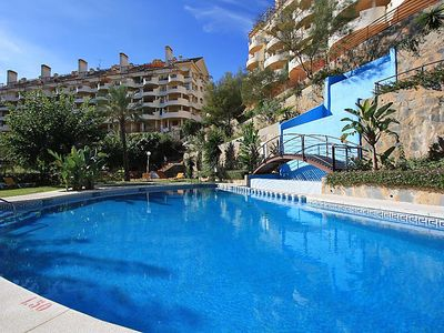 Photo for 2 bedroom Apartment, sleeps 4 in Nueva Andalucia with Pool, Air Con and WiFi