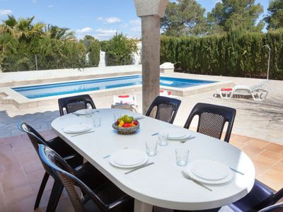 Photo for Vacation home Casa Veintiseis in L'Ametlla de Mar - 10 persons, 4 bedrooms