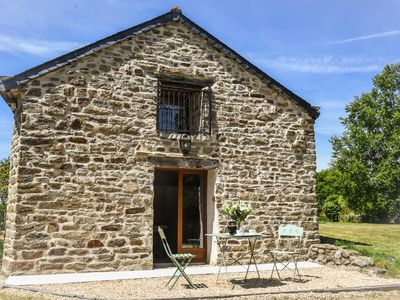 Photo for Charming 2 bedroom cottage near the Atlantic coast in the heart of Brittany.