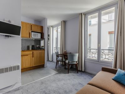 Photo for Studio Exclusive, comfortable, close to Ecole Militaire and the Champ de Mars