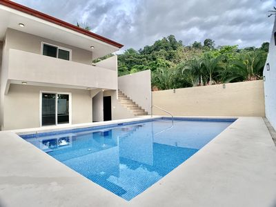 Photo for Casa Sunset - Ocean View House - Private Courtyard with Pool - Steps to Sand!