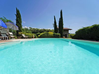 Photo for Charming Villa, private pool, A / C, between Tuscany & Liguria & near Cinque Terre