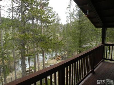 Photo for Escape to River Song Refuge~On the N. Fork of the Cache la Poudre River!