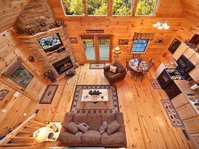 Photo for Cabin Vacation Rental in Pigeon Forge, Tennessee