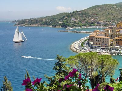Photo for Porto Santo Stefano - Stunning Views, Beautiful Beaches, Walk to Town Center