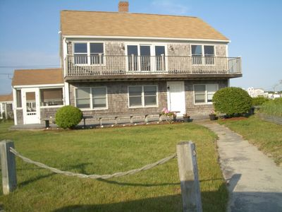 Photo for Charming Cape Cod Cottage Across From The Beautiful Craigville Family Beach