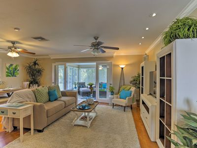 Photo for Fort Myers Bungalow - 12 Miles to the Beach!