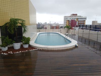 Photo for Excellent Apt 2 Bedrooms, close to Rui Carneiro and Praia de Manaíra