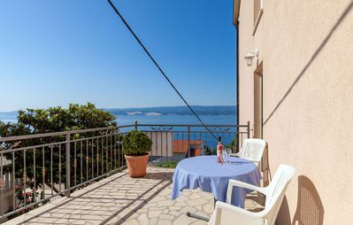 Photo for Apartment Ana  SA2(2+1)  - Stanici, Riviera Omis, Croatia