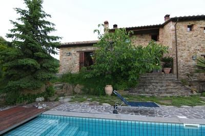 Photo for Holiday apartment Castiglione della Valle for 2 - 3 persons - Holiday apartment