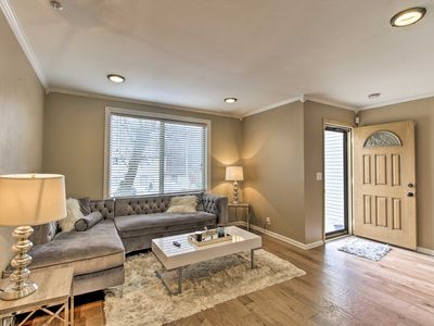 Photo for NEW! Modern Nashville Townhome-10 Mins to Downtown