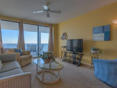 Photo for Pelican Pointe 805 by Meyer Vacation Rentals