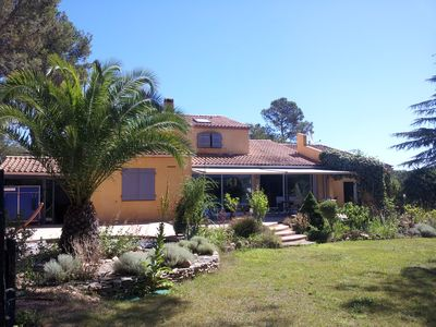 Photo for 3 bedrooms (not the entire house) in beautiful house 15 minutes from Montpellier