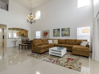 Photo for 950LBD Amazing Lake View Upgraded Property Minutes From Disney and Attractions