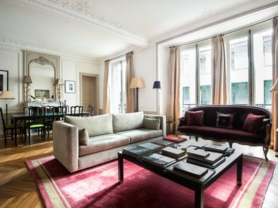 Photo for Rue de l'Université VI - luxury 4 bedrooms serviced apartment - Travel Keys
