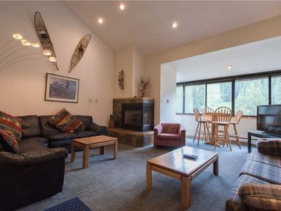 Photo for Ski-in/Out condo great for families. Complimentary WiFi, parking.