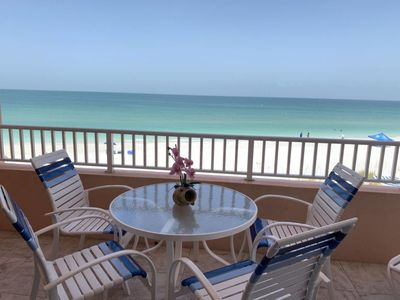 Photo for Apartment Beach View (ANN621) in Anna Maria Island - 4 persons, 2 bedrooms