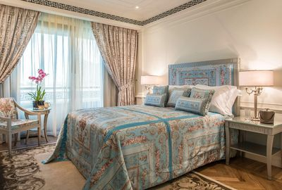Two Bedroom Palazzo Versace City View-Residence_Bedroom