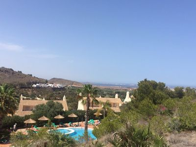 Photo for Los Olivos Apartment On La Manga Club - 3 Bed, 3 Bath With Rooftop Solarium