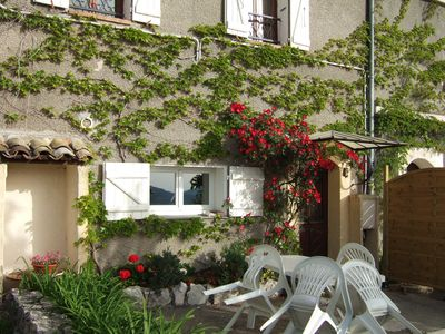 Photo for COTTAGES MARTIN andon rental alpes maritimes