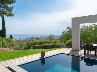 Photo for Blue Coast - House for 8 people in Mougins