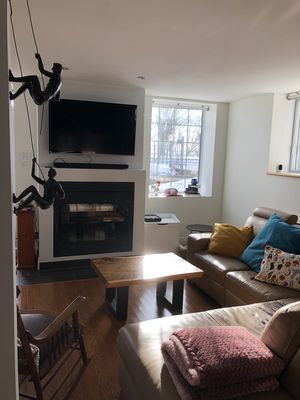 Condo in heart of Quebec city  and straight on Plaines d'Abraham